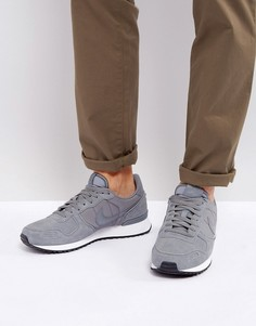 Серые кроссовки Nike Air Vortex 918206-002 - Серый
