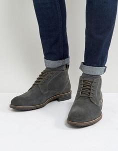 Черные замшевые ботинки Levis Huntington - Черный Levis®