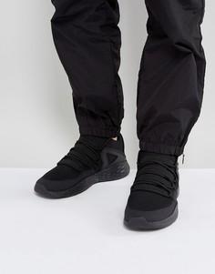Черные низкие кроссовки Nike Jordan Formula 23 919724-020 - Черный