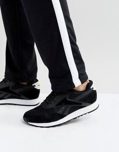 Черные кроссовки Reebok Rapide NHP BS5317 - Черный