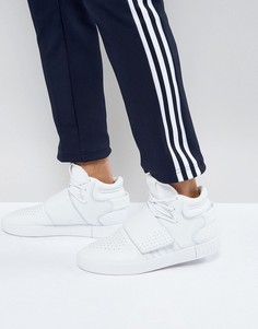 Белые кроссовки adidas Originals Tubular Shadow - Белый