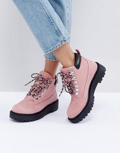 Походные ботинки ALDO Pevio - Розовый