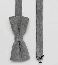 Хлопковый галстук-бабочка Noak - Синий