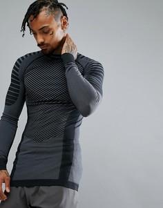 Черный лонгслив Craft Sportswear Active Intensity 1905337-999985 - Черный