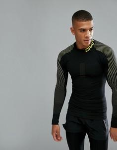 Черный лонгслив Craft Sportswear Warm Intensity 1905350-999603 - Черный
