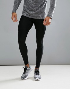Черные леггинсы Craft Sportswear Radiate Running 1905388-999000 - Черный