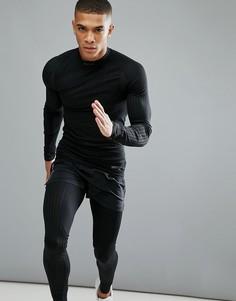 Черный лонгслив Craft Sportswear Active Extreme 2.0 1904495-9999 - Черный