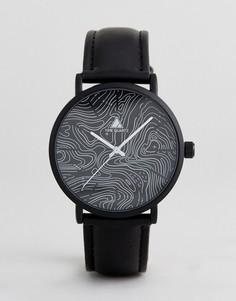 Монохромные часы ASOS - Черный