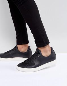 Черные кожаные кроссовки PS by Paul Smith Sonix - Черный