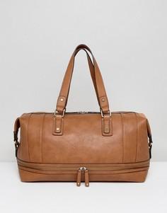 Светло-коричневая сумка Dune Harry - Рыжий