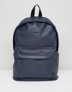 Темно-синий рюкзак Peter Werth - Синий