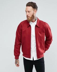 Красная куртка Харрингтон ASOS - Красный