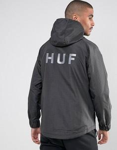 Легкая куртка HUF Flynn - Черный