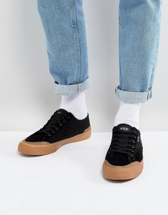 Черные кроссовки HUF Classic Lo - Черный