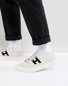 Белые низкие кроссовки HUF Hupper 2 - Белый