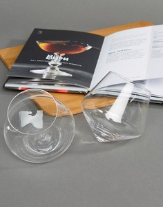 Набор из 2 бокалов для виски Gentlemens Hardware - Мульти