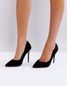 Черные туфли-лодочки Lost Ink Aurora - Черный