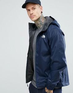 Темно-синяя легкая непромокаемая куртка The North Face Quest - Темно-синий