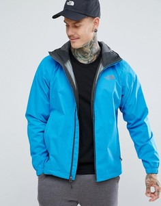 Синяя легкая непромокаемая куртка The North Face - Синий