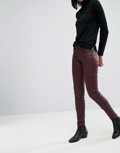 Джинсы с покрытием Esprit - Красный