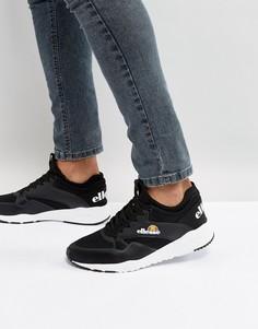 Черные кроссовки Ellesse LS4400 - Черный