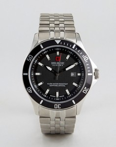 Часы Swiss Military Hanowa - Серебряный