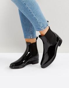 Черные ботинки челси ALDO Brilasen - Черный