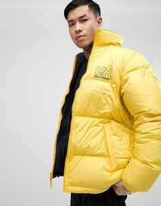 Двусторонняя дутая куртка Sweet SKTBS x Helly Hansen - Темно-синий