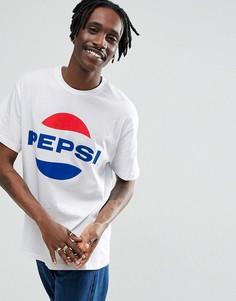 Белая футболка с логотипом Sweet SKTBS x Pepsi - Белый