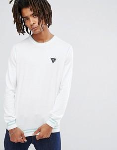 Джемпер с логотипом Love Moschino - Белый