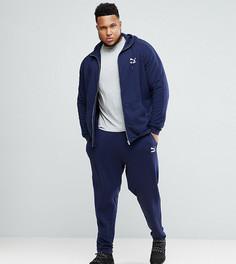 Темно-синий спортивный костюм Puma PLUS эксклюзивно для ASOS - Темно-синий