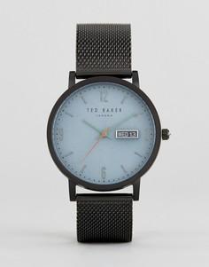 Часы Ted Baker Grant - Серебряный