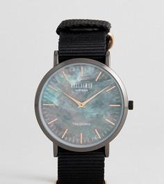 Черные часы Reclaimed Vintage Inspired эксклюзивно для ASOS - Черный