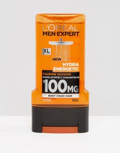 Гель для душа LOreal Men Expert Hydra Energetic - 300 мл - Мульти