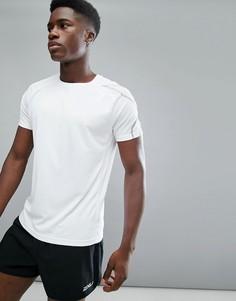 Белая футболка 2XU Running Active MR4818A-WHT - Белый