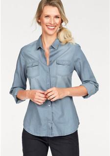 Джинсовая блузка CHEER