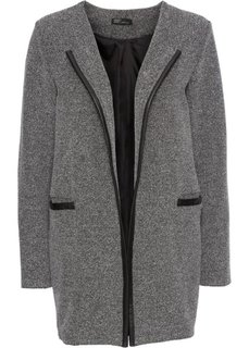 Куртка из трикотажа (серый с узором) Bonprix