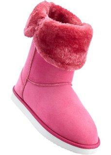 Сапоги (ярко-розовый) Bonprix