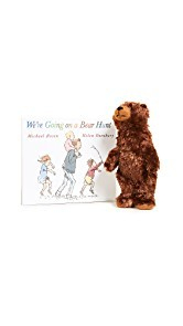 Books with Style Were Going on a Bear Hunt Book & Toy Set