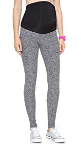 Beyond Yoga Space Dye Performance Maternity Long Leggings
