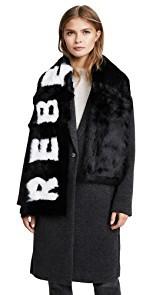 Eugenia Kim Colden REBEL Fur Scarf