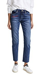 Joes Jeans The Embroidered Smith Ankle Jeans