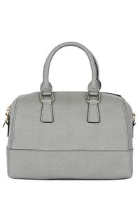 Кожаная сумка La Reine Blanche
