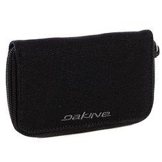 Кошелек женский Dakine Salsa Wallet Black