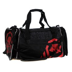 Сумка дорожная Metal Mulisha Force Recon Gym Bag Black