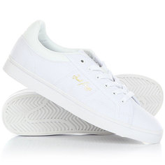 Кеды кроссовки низкие Fred Perry Sidespin Canvas White