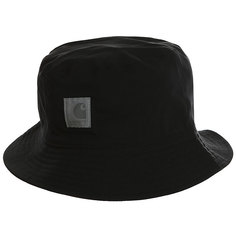 Панама Carhartt WIP Reflective Bucket Hat (6 Minimum) Black