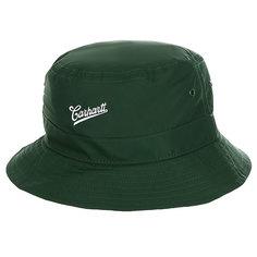 Панама Carhartt WIP Strike Bucket Hat (6 Minimum) Fir / White