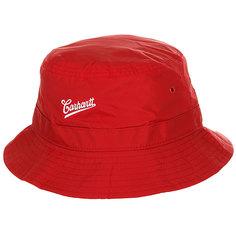 Панама Carhartt WIP Strike Bucket Hat (6 Minimum) Chili / White
