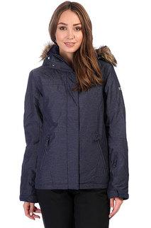 Куртка утепленная женская Roxy Jet Ski Sol Peacoat